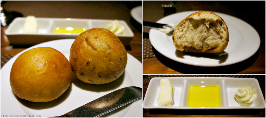 Steak House In Long Beach Part - 30: Normally Bread And Butter At A Restaurant Isnu0027t Worth Writing About,  Photographing, Or Sometimes Even Eating. Not At All Here! The Freshly Baked  Rolls Were ...